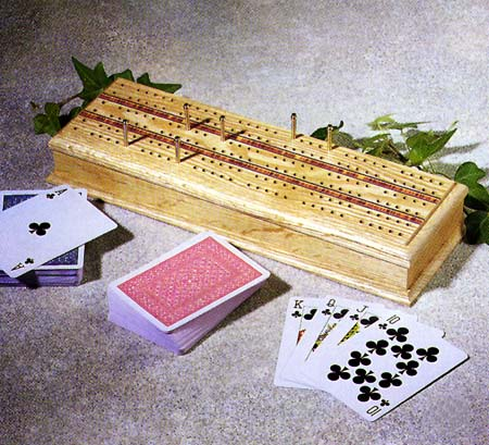 Cribbage-boards